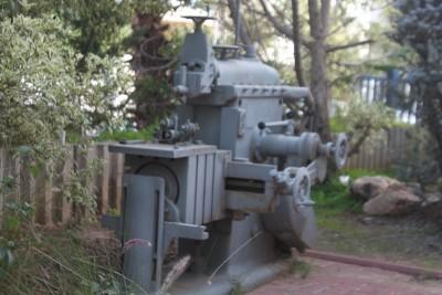 מכונת שפינג
