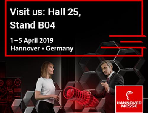 תערוכת הטכנולוגיה התעשייתית, הנובר, גרמניה 2019