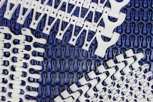 Plastic Modular Belts