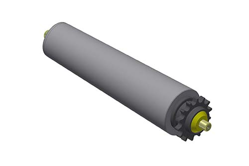 Rollers For Conveyor