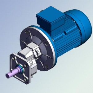 Pan Feeder GearMotors
